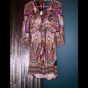 Boho SKY dress